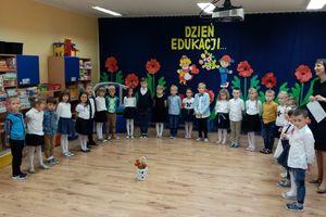 Dzień Edukacji Narodowej w przedszkolu nr 2