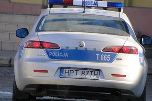 Mężczyzna poszukiwany listem gończym w rękach policjantów