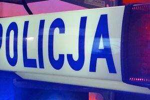 Nietrzeźwy 54-latek zaatakował policjantów