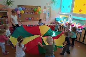 Dzień Przedszkolaka w Miejskim Przedszkolu BAJKA w Ełku