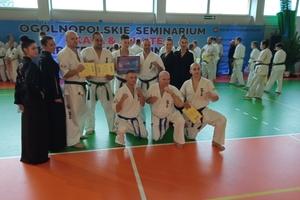 Największy event karate w tej części Polski - jesteśmy już po seminarium organizowanym przez Dojo Sosnowski