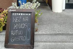 Gastronomia w Olsztynie znowu walczy o oddech