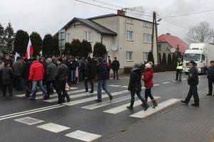 Rolnicy będą protestować w Sampławie. Na DK15 wystąpią utrudnienia