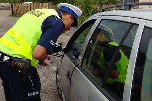 Kolejne prawo jazdy zabrane w Klutajnach