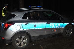 15-latek uciekał motocyklem przed policją