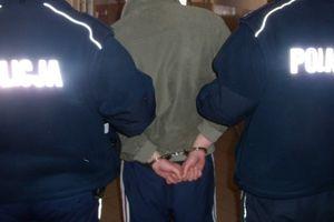Poszukiwany dwoma listami gończymi został zatrzymany