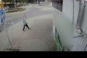 Policja poszukuje mężczyzny z nagrania [VIDEO]