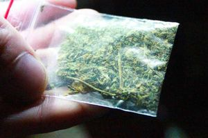 Przy okazji znaleziono narkotyki