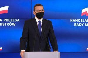 Premier Mateusz Morawiecki o pomocy dla przedsiębiorców [WIDEO]