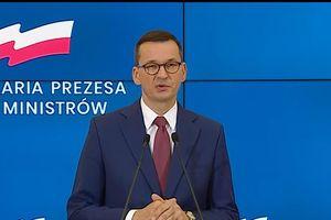 Oświadczenie premiera Mateusza Morawieckiego ws. wyroku Trybunału Konstytucyjnego [VIDEO]