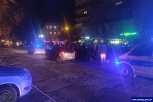 Policja zapowiada stanowcze reakcje na nielegalne zgromadzenia i powodowanie ryzyka epidemicznego