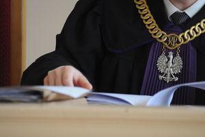 Podejrzany sędzia trafił do Ostródy