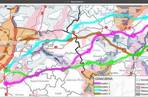 Najkrótsza droga na Zachód połączy region z autostradą