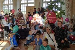 Rodzinne 5 lat w Oranżerii!