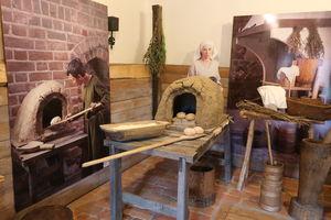 Średniowieczna kuchnia w kętrzyńskiej baszcie
