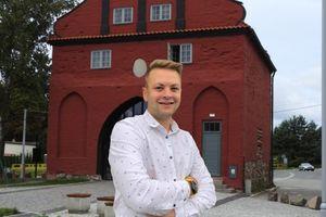 Paweł Wołoch nowym dyrektorem ośrodka kultury i biblioteki w Bisztynku