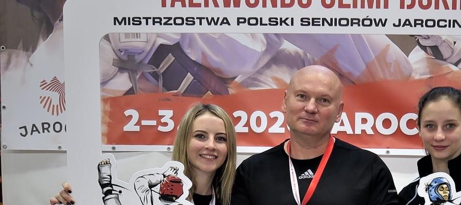 Od lewej: Sara Masiewicz, Tadeusz Snopek, Aleksandra Łojko