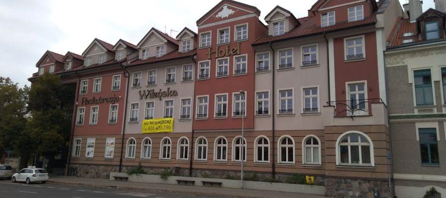 Hotel Wileński został wystawiony na sprzedaż