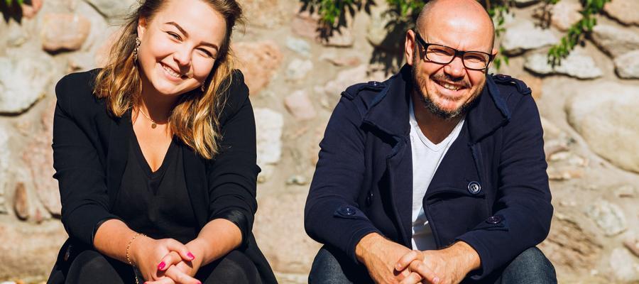 Weronika Chworak i Grzegorz Gromek nie poddają się w czasie pandemii