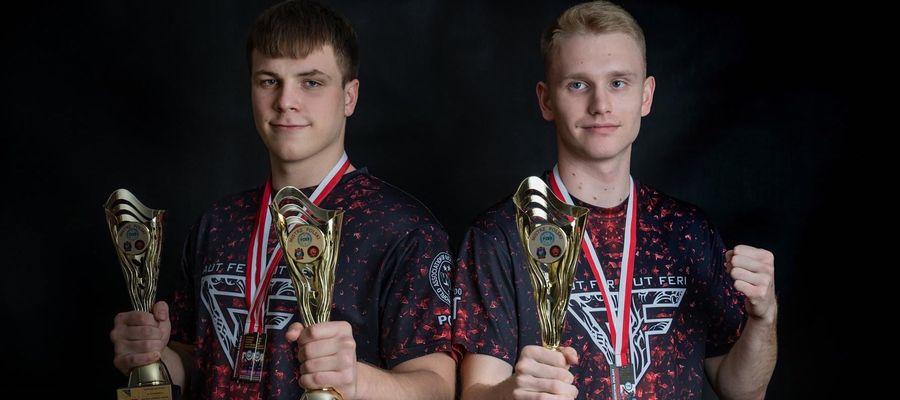Marcin Dolecki (z lewej) i Jakub Dziliński zostali powołani do reprezentacji Polski
