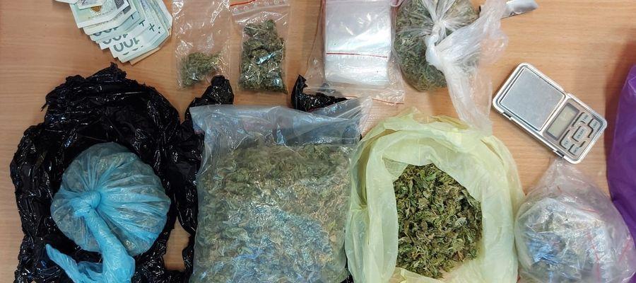Wartość czarnorynkowa zabezpieczonych nielegalnych substancji to ponad 300 tys zł