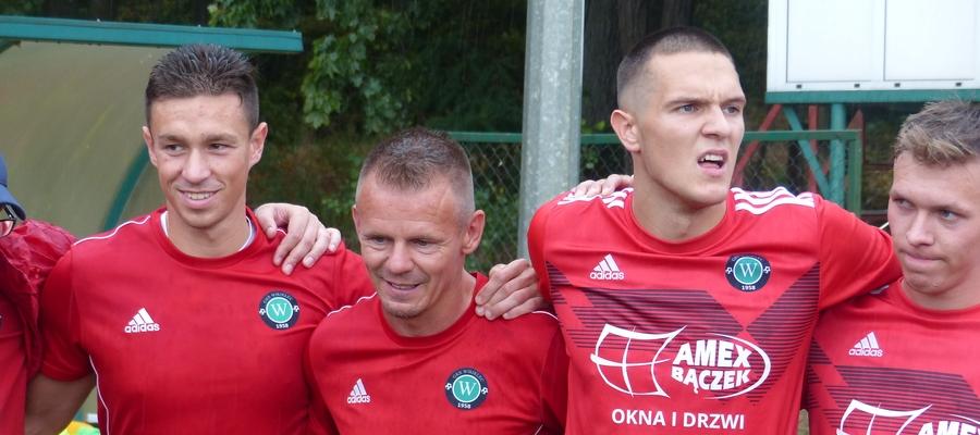 Piłkarze GKS-u Wikielec zajmują aktualnie 11. miejsce w tabeli III ligi