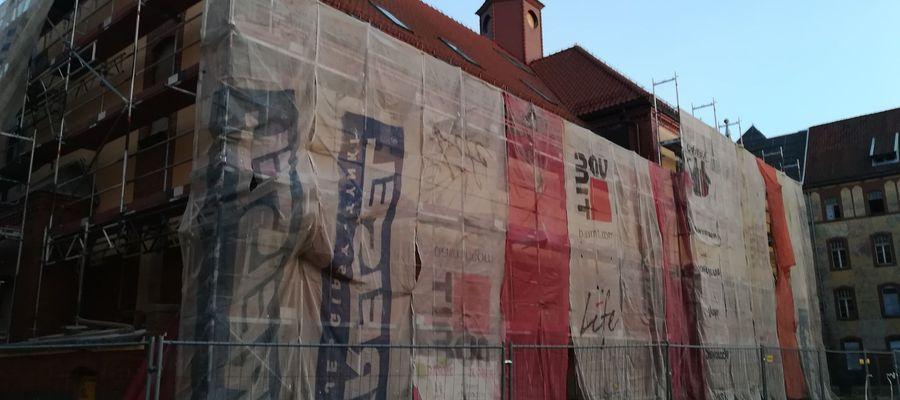 Mieszkańców Zatorza interesują losy pokoszarowych budynków przy ul. Jagiellońskiej
