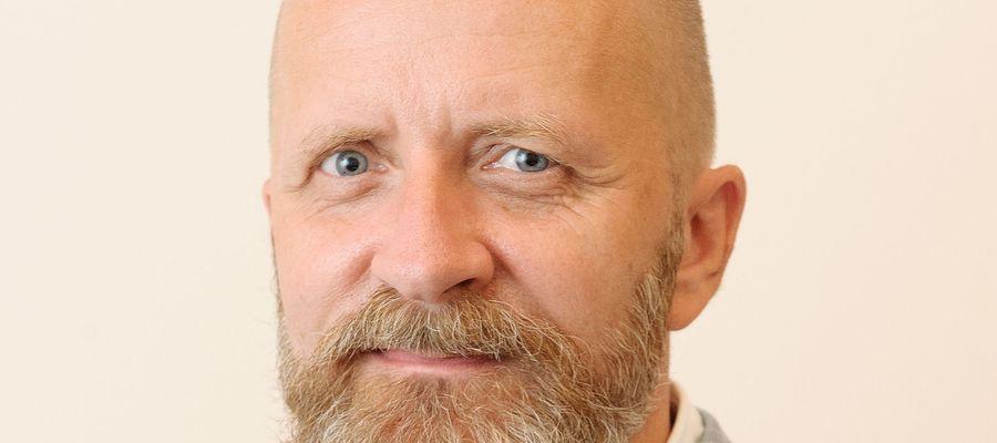 Paweł Wysocki, prof. UWM, prorektor