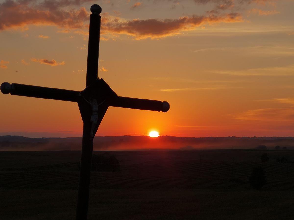 Warmiński krzyż Katarzyna Kulesza