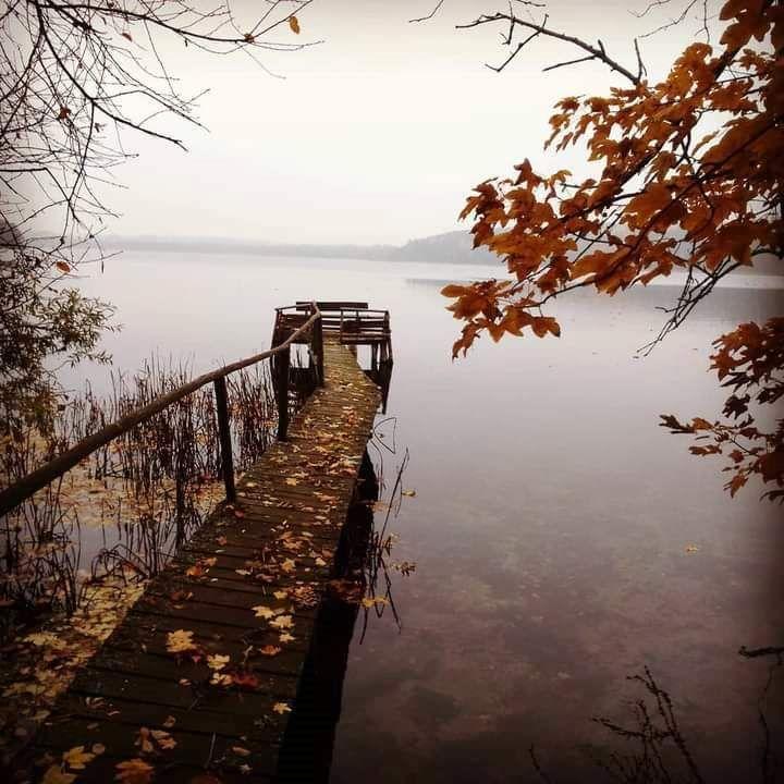 Łężany - oaza ciszy i spokoju