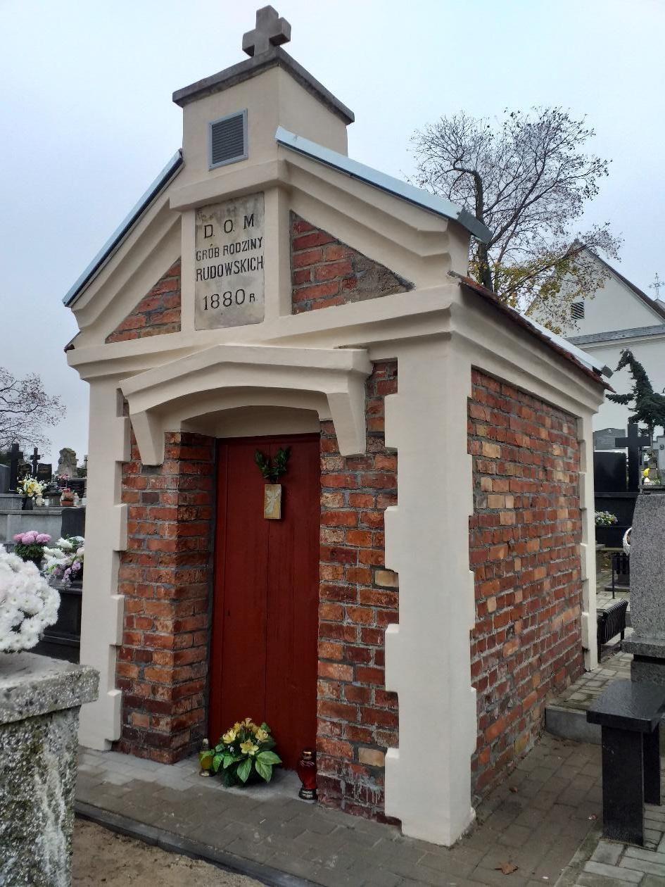 Kapliczka rodziny Rudowskich