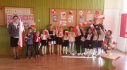 Polska na 102! Przedszkolaki z Bezled świętowały niepodległość Polski
