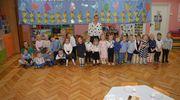 Pasowanie na przedszkolaka w Przedszkolu nr 5 w Działdowie
