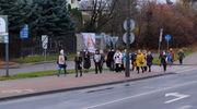 Ulicami Olsztyna przeszła procesja w intencji końca pandemii