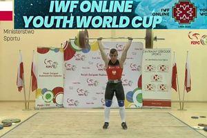 Michał Jaworski ósmym zawodnikiem świata w kategorii do 89kg