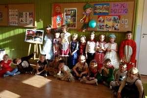 Dzień Postaci z Bajek w przedszkolu w Bezledach