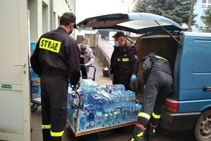 #StrażacyWspierająSzpitale. Pomóżmy!