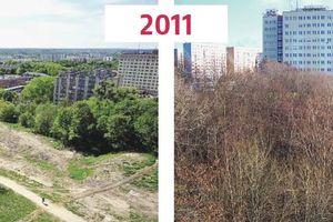 Ulica Obiegowa w Olsztynie. Czy to był rozmach ponad potrzebę?