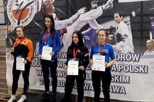 Brązowa Medalistka w Taekwondo Olimpijskim