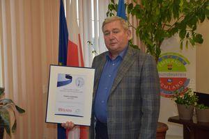 Powiat Lidzbarski kolejny raz doceniony
