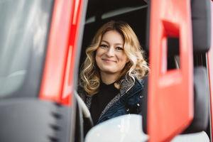 Iwona Blecharczyk: Trucking Girl zawsze w trasie [ROZMOWA]