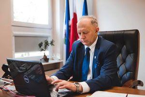 Burmistrz Kętrzyna wyjaśnia: Granica i śmieci