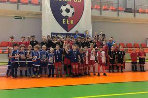 Cykl turniejów Rona Winter CUP 2020 o Puchar Dyrektor ZSS w Ełku