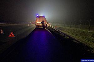 Potrącił pieszego i uciekł z miejsca wypadku? Niepokojąca wiadomość od dyżurnego PID
