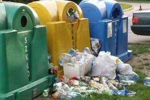 Segregowanie śmieci idzie nam całkiem nieźle
