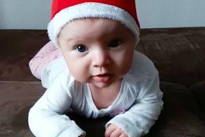 Świąteczny Brzdąc: Blanka Bogusz