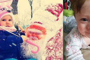 Szukamy Zimowego Brzdąca: Amelia, Michalina i Miłosz