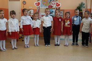 Dzień Niepodległości u przedszkolaków z Nowego Miasta