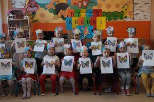 Dzień Kredki w Przedszkolu Miejskim w Nowym Mieście Lubawskim