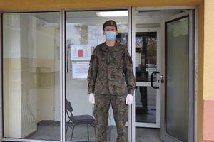 Jak wygląda pomoc żołnierzy WOT w szpitalach?